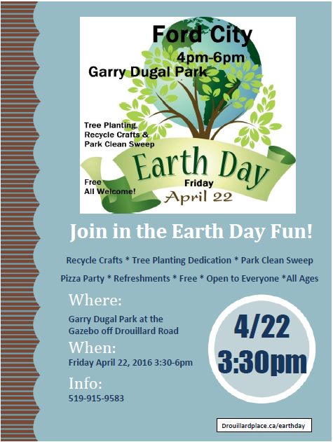 Earth Day 2016 image