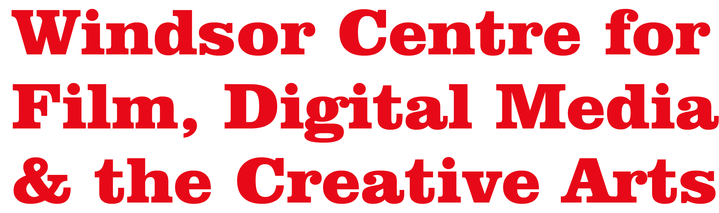 WindsorCentreforFilm Logo Red-2